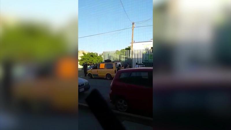 Llevan a la CEDH caso de niños y niñas que viajaban en camioneta