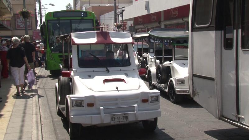 A la orden del día los asaltos a transportistas