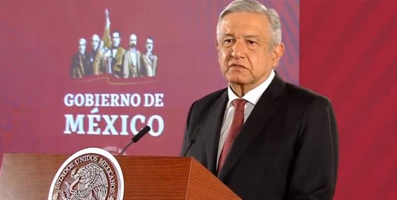 AMLO alerta sobre dos posible casos de coronavirus en México