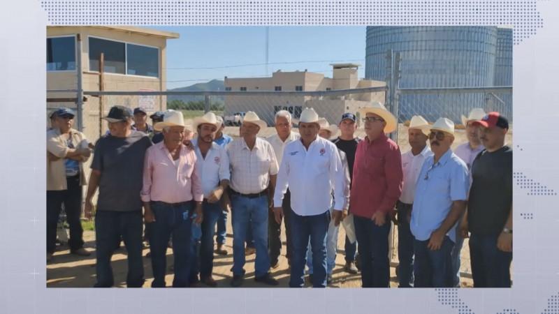 Respalda el PRD acciones de productores que reclaman el pago de sus cosechas