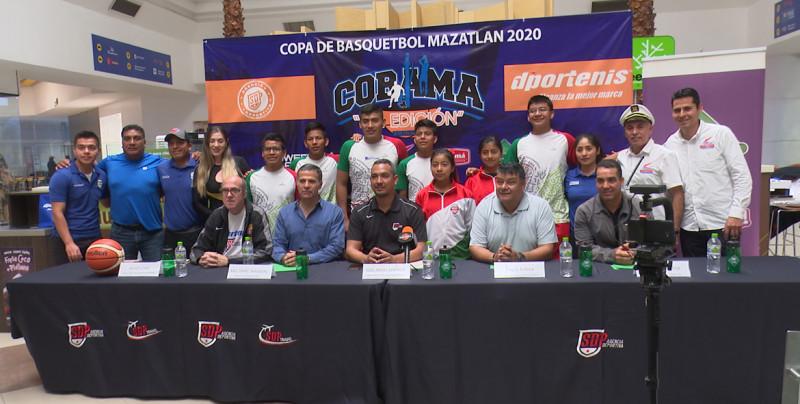 Con la presencia de los Jóvenes Triquis inicia el COBAMA 2020