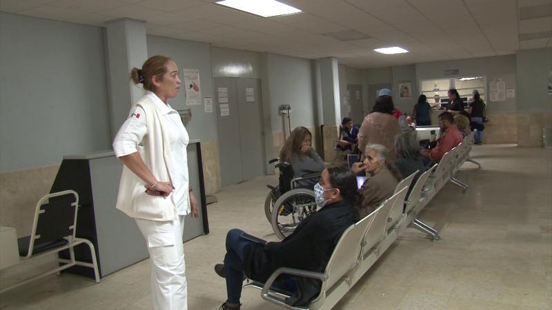 Incrementa hospitalización por cuadros respiratorios agudos: ISSSTE