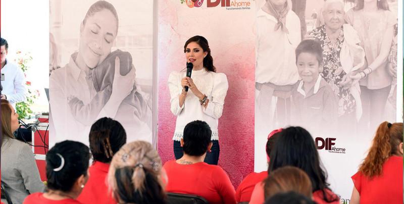 Fortalecen programas DIF-Ahome y DIF-Sinaloa