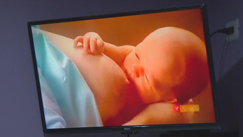 Busca el Hospital de la Mujer acreditación en lactancia materna