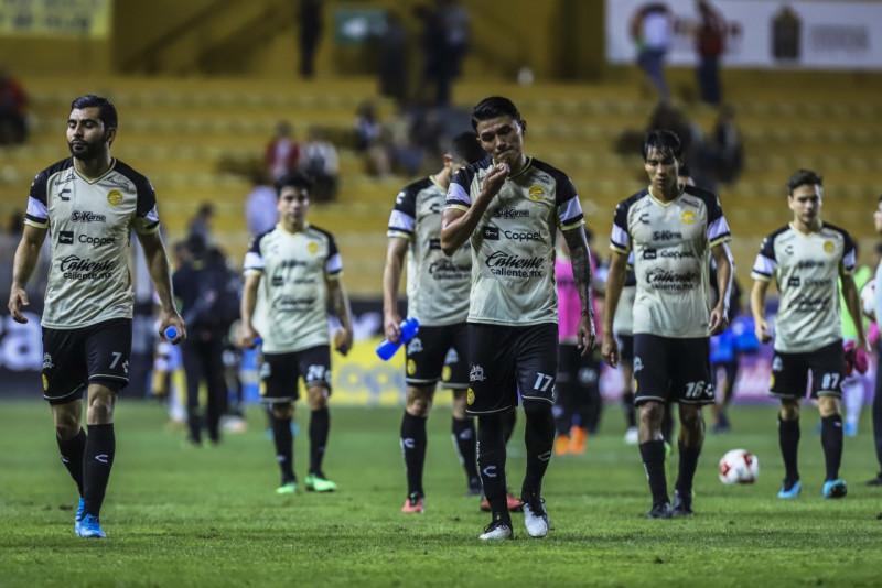 Dorados es goleado en su presentación en el Ascenso MX
