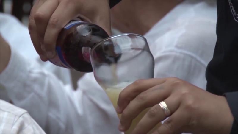 Niños que han consumido alcohol, refieren que se lo dan sus padres