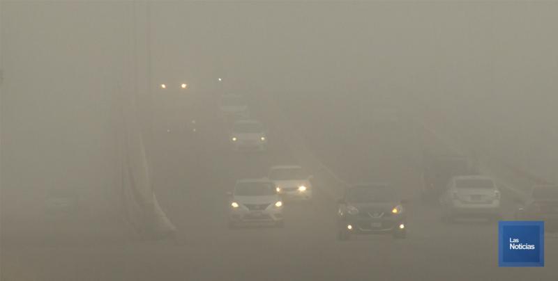 Es niebla lo que se ha registrado en Cajeme, afirma meteoróloga de la CONAGUA