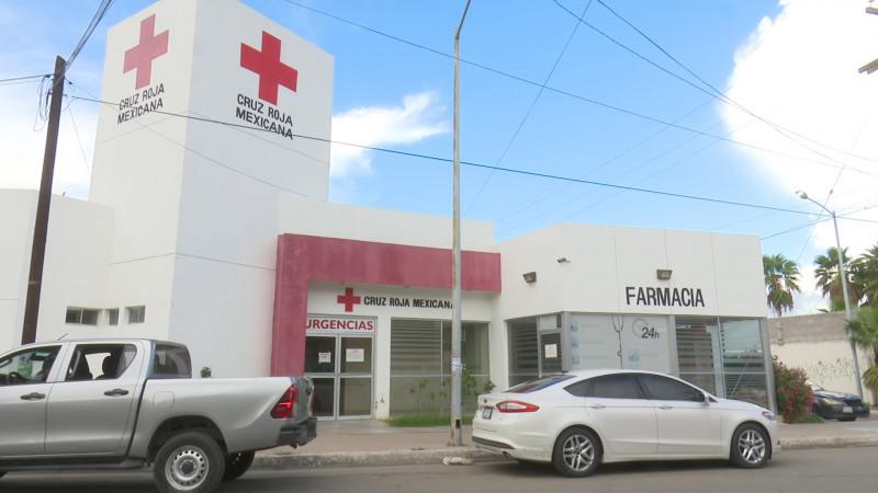 Invita la cruz roja a empresarios a conocer de los servicios que ofrecen