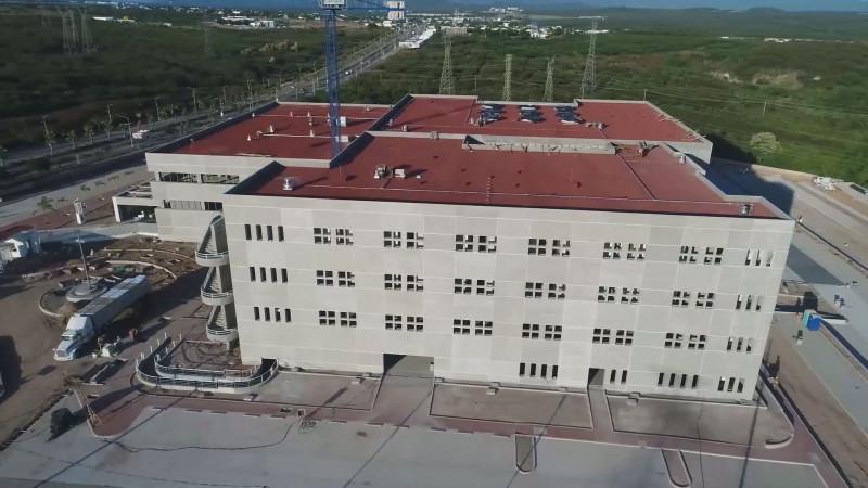 El Gobierno del Estado no pagará la indemnización que reclama empresa que iba a construir el Hospital General de Mazatlán
