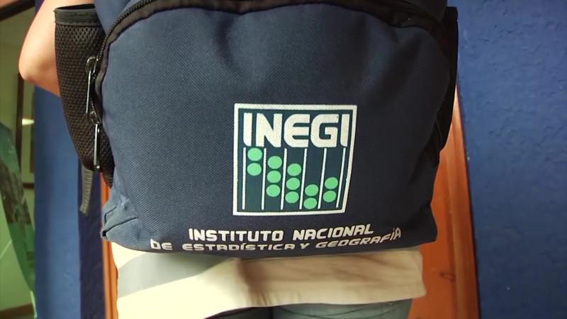 Censará INEGI en Mazatlán hasta de noche