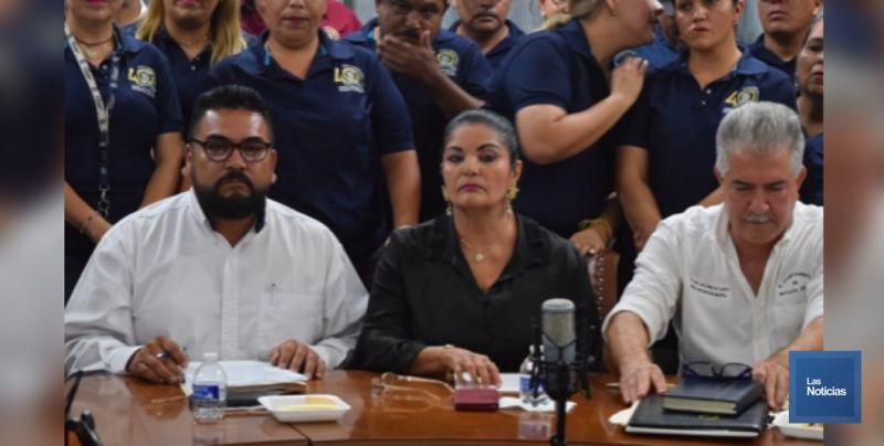 Gustavo Acosta Gaxiola formalizó la solicitud ante el Congreso de Sonora