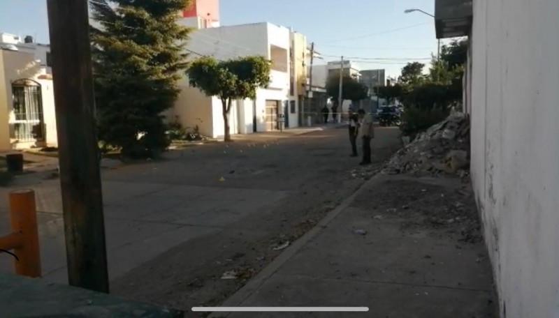"""Los asesinan con """"Cuerno de Chivo"""""""