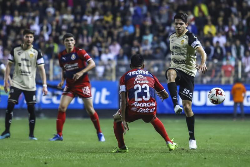 Dorados elimina a Chivas en la Copa MX