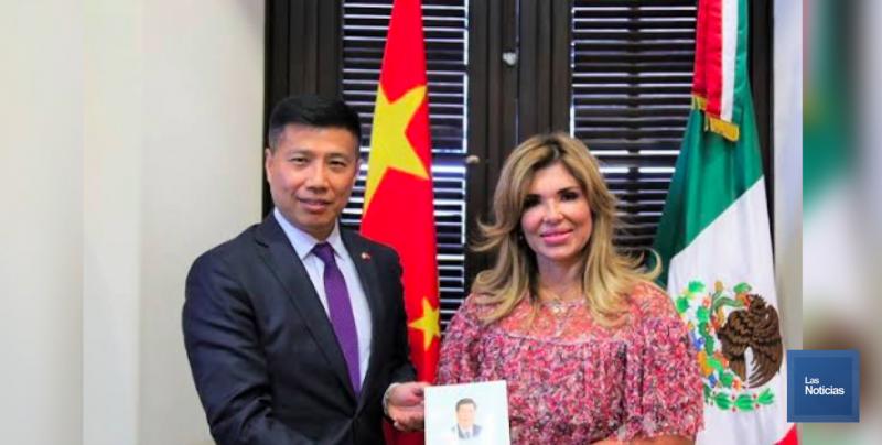 Cancela Gobernadora Pavlovich gira por China ante coronavirus