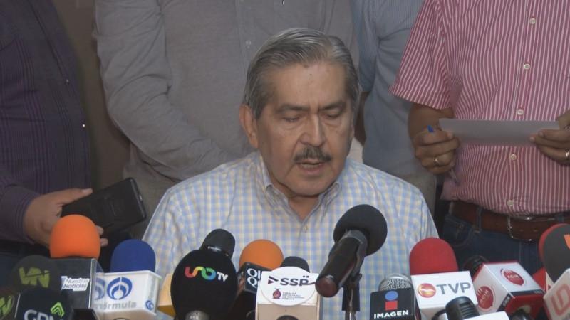 Denuncian actos de corrupción del Secretario General de Gobierno