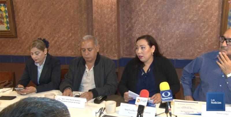 El Sindicato Único de Trabajadores del Instituto Tecnológico de Sonora entregó peticiones para la negociación del contrato colectivo con ITSON