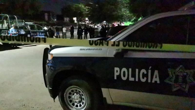 Asesinan a Policía Municipal