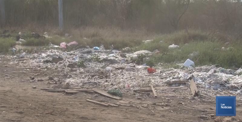 Central de Abastos de Ciudad Obregón denunciaron el mal estado en que se encuentra la zona