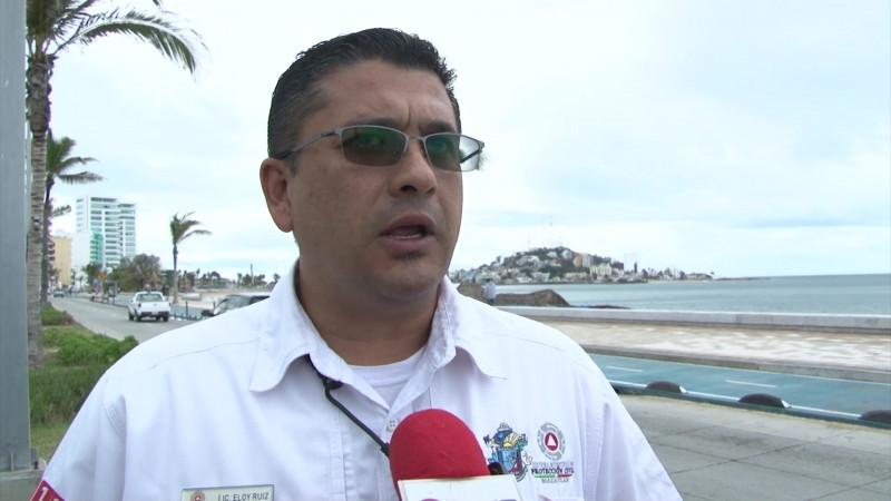 Con saldo blanco fin de semana largo en Mazatlán