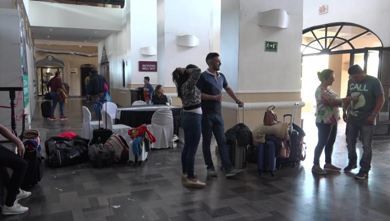 Buena ocupación hotelera por fin de semana largo en Mazatlán
