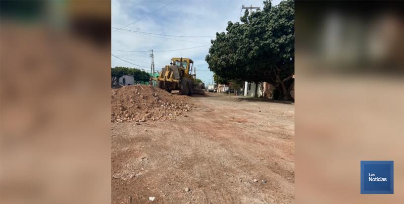 Provedores revisan que ayuntamiento realice los trabajos de bacheo como deben hacerse