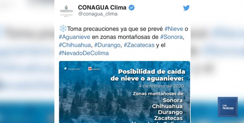 La Guardia Nacional anunció el cierre del tramo de la carretera que conecta Sonora y Chihuahua