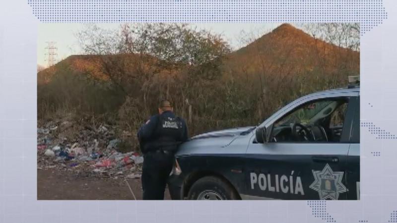 Videos de cuerpo tirado a basurero y presunto levantón ya son investigados