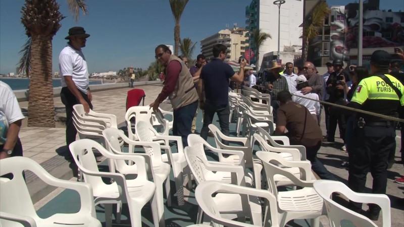 Anuncian prohibición de renta de sillas para desfiles carnavaleros