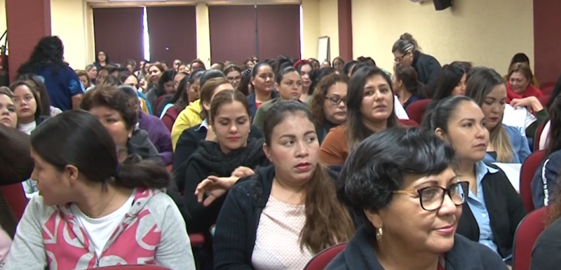 """Imparten en Mazatlán diplomado """"Formación de Agentes Promotores del Desarrollo Infantil"""""""