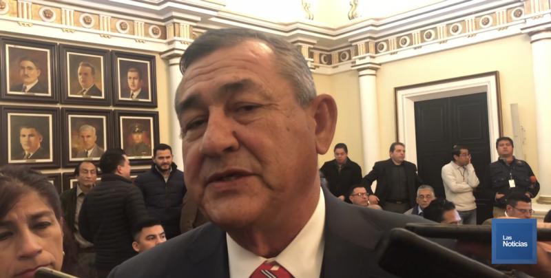"""Dejaremos deuda """"manejable"""" al cerrar la administración: Raúl Navarro"""