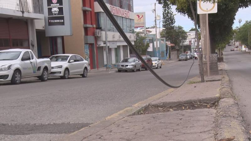 Cables peligrosos por Ciudades Hermanas