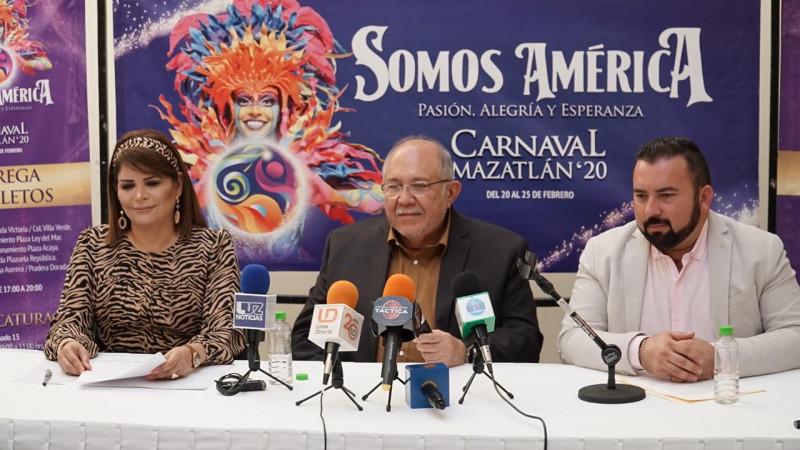 Atención, esta es la mecánica para boletos gratuitos del Carnaval