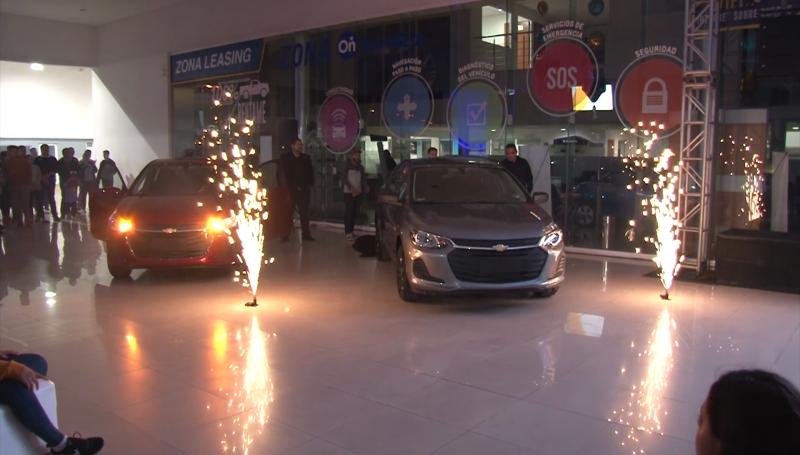 "Presentan el ""Onix 2021"" de Chevrolet"