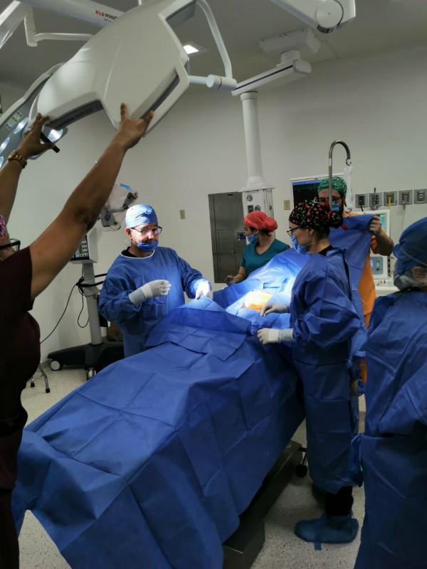Nace primer sinaloense en el nuevo Hospital General de Mazatlan