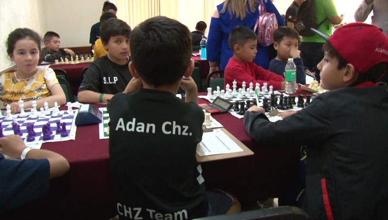 Se realiza en Mazatlán campeonato Internacional de Ajedrez