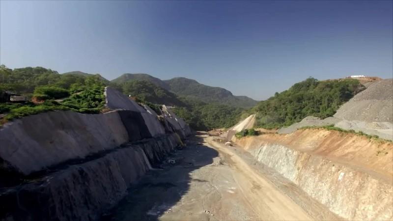 Asegura Gobernador la construcción de la presa Santa Maria