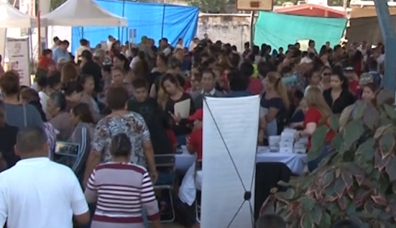 """Nueva Jornada de Apoyo """"Puro Sinaloa"""" se realiza en Mazatlán"""