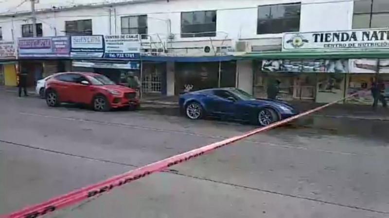 """""""Balacera"""" en Guamuchil deja un muerto y un herido: SSP"""