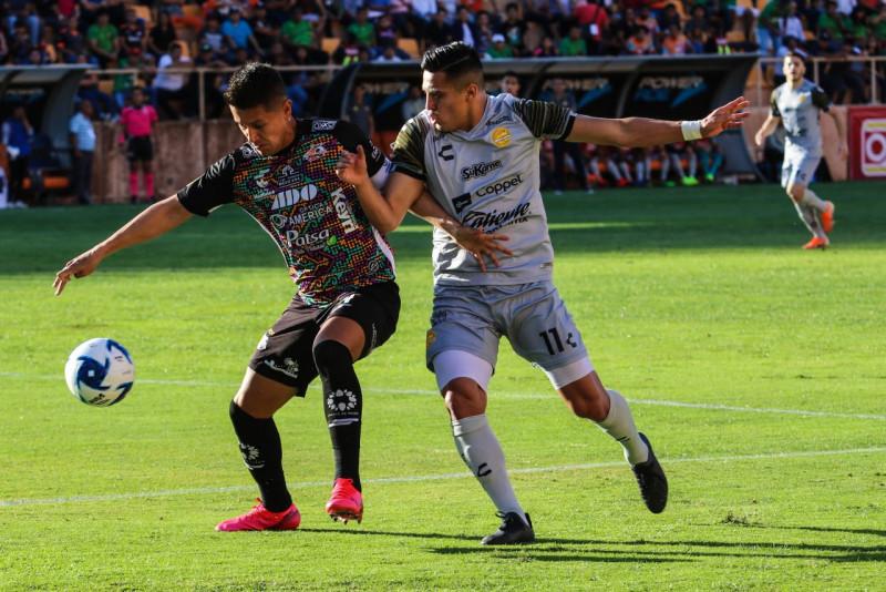 Dorados suma su primer punto en el Ascenso MX