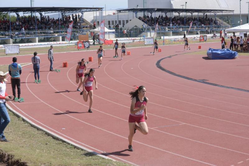 """Culiacán domina en atletismo estatal """"Puro Sinaloa"""""""