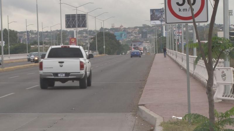 Desparecen espacios de ciclovías en bulevar Rolando Arjona