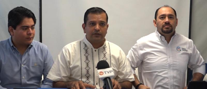 """Pide PAN Mazatlán al Alcalde Benítez Torres """"no sea llorón"""""""