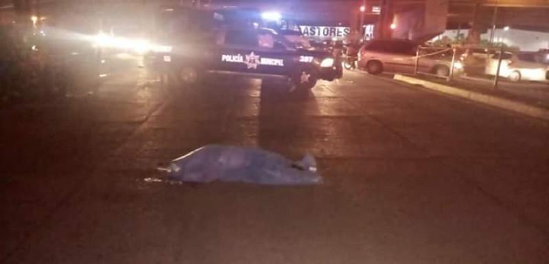 Atropellan a adulta mayor en Mazatlán, el responsable huyó del lugar