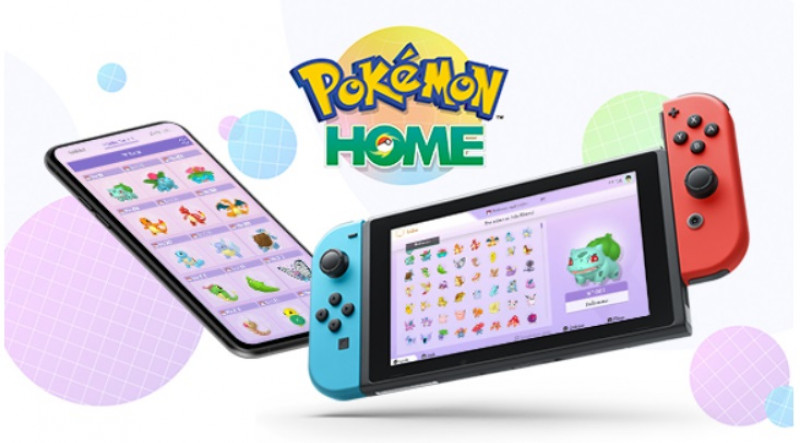 Ahora podrás intercambiar pokemones desde tu celular con Pókemon HOME
