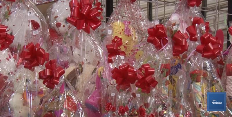 Son las florerías ,joyerías y ropa los negocios que más favorecidos durante la venta del 14 de febrero en Mercajeme