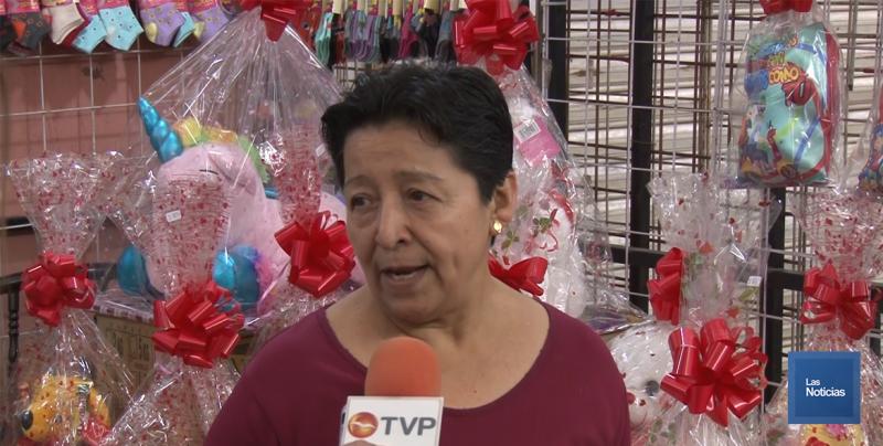 En Ciudad Obregón  ya es posible apreciar productos para regalar este 14 de febrero