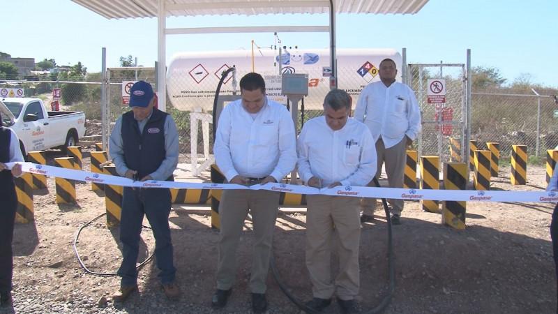 Inauguran nueva Estación Andares de Gaspasa sobre la Calzada Las Torres en Culiacán