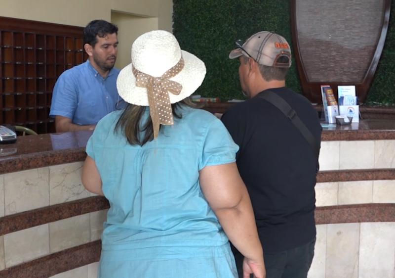 A tope, reservaciones de algunos hoteles en Mazatlán