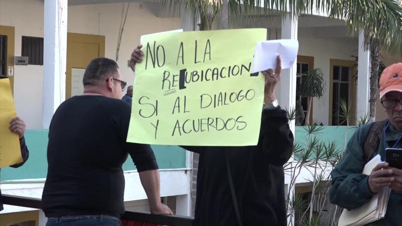 Se mantiene firme en impedir ambulantes en el Pino Suárez