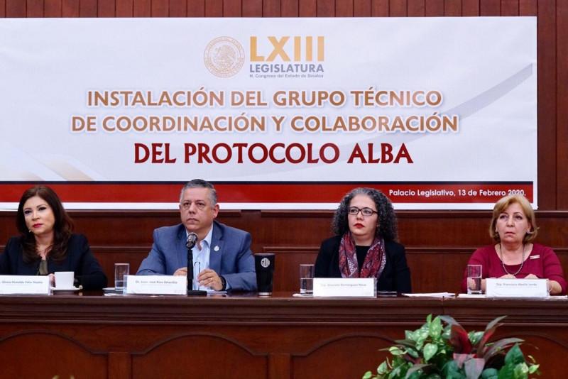 Más de 30 organizaciones conforman el protocolo Alba